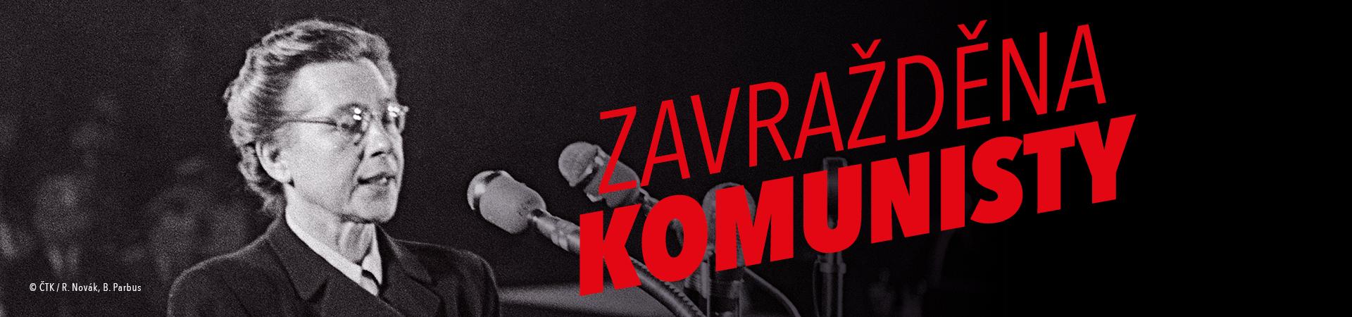 Milada Horáková - #Milada70